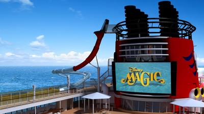 Disney Magic to get makeover