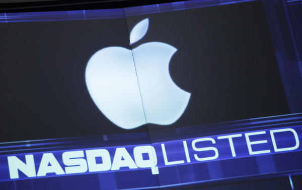Apple's stock has been on the rise since its earnings report last week.