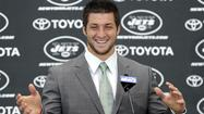 Chicago Bears coach Marc Trestman worked with Tim Tebow briefly before the former Florida star was drafted in 2010 and quarterbacks coach Matt Cavanaugh filled that role for Tebow last season. But the Bears have no interest in the backup quarterback who was released Monday by the New York Jets.