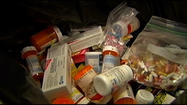 Officials in Juneau say they collected a record amount of unwanted prescription medication during a weekend disposal event.