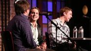 "Second City director Matt Hovde had two guests onstage on a recent weekday afternoon at the UP Comedy Club, Nic Rouleau and Ben Platt — Elder Price and Elder Cunningham, respectively, from the Chicago production of ""The Book of Mormon."""