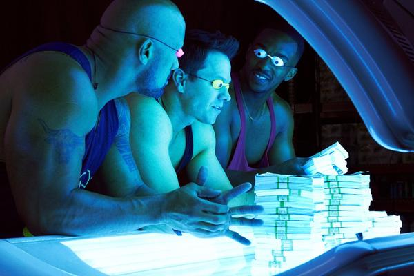 A scene from 'Pain & Gain.'