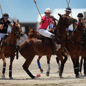 Women's Polo Tournament Held In Miami Beach