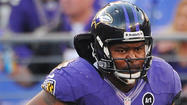 Ravens veteran free agent offensive tackle Bryant McKinnie is visiting the Miami Dolphins today and taking a physical, according to a source.
