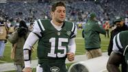 Tim Tebow was released by the New York Jets on Monday, three days after the team drafted West Virginia quarterback Geno Smith and a little more than a year after it traded a fourth-round draft pick and $2.5 million to Denver to obtain Tebow's services.