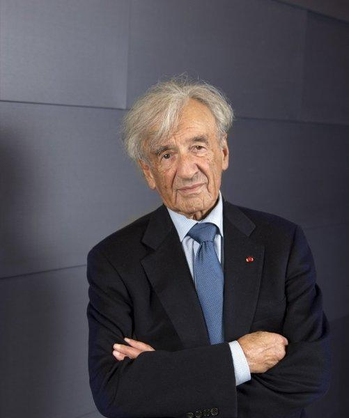Elie Wiesel, a Nobel laureate, is a distinguished presidential fellow at Orange County's Chapman University, home of a burgeoning Holocaust studies program.