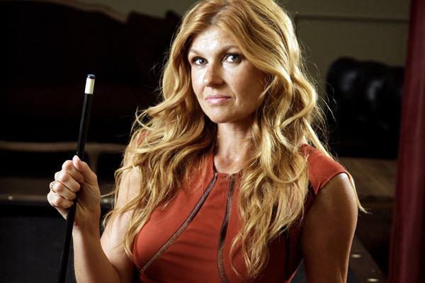 Actress Connie Britton.