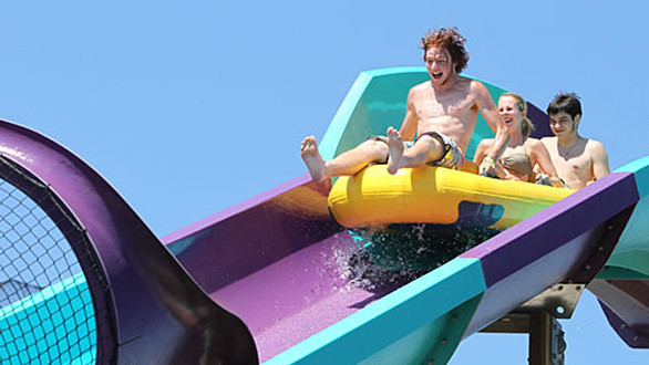 It's time for a water coaster in Southern California - Hoy