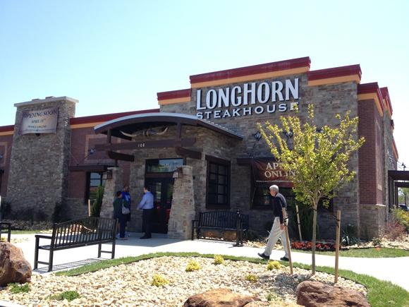 LongHorn njow open in Hampton
