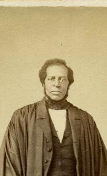 Prominent black preacher and abolitionist Rev. Jeremiah Asher of Philadephia helped found Shiloh Baptist Church in the early 1860s when he visited the contraband camp at Yorktown.