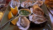 "Which wine should you serve with oysters? For the most part, I'll confess, my immediate answer is: ""Yes."""