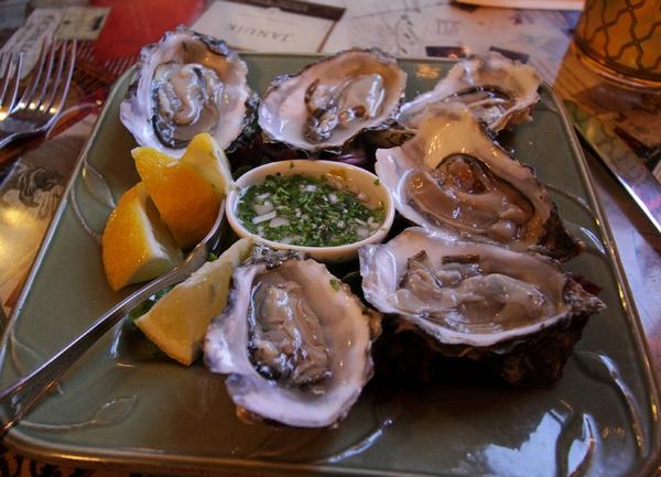 An annual competition provides a list of great wines to have with oysters.