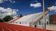 SANFORD — Repairs to high-school-football stadiums have leapfrogged atop the Seminole school system's priority list, outranking several leaky roofs and failing air-conditioning systems that the School Board has complained it cannot afford to fix.