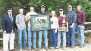 The 2013 Washington County Envirothon was held April 19 at the Claud E. Kitchens Outdoor Education Center at Fairview. Fourteen teams from Boonsboro, Clear Spring, Smithsburg, and Washington County Technical High School were on hand for the competition.