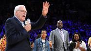 Phil Jackson's second run with the Lakers ended after a second-round loss to the Dallas Mavericks in 2011.