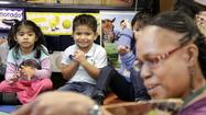 States are spending less on pre-kindergarten programs than they did a decade ago, according to a report released Monday.