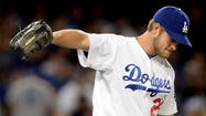 The Dodgers placed ace left-hander Clayton Kershaw on the bereavement list Monday, though at the moment they expect him to take his next turn on Friday in San Francisco.
