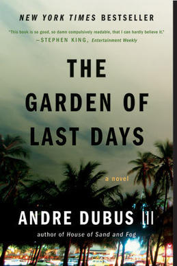 "On Monday it was reported that James Franco plans to direct and star in an adaptation of ""The Garden of Last Days,"" the 2008 novel by Andre Dubus III."