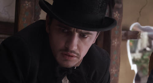 """James Franco played Oz in this year's box office hit """"Oz the Great and Powerful,"""" based on the children's books by L. Frank Baum."""