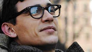 4. James Franco as Allen Ginsberg