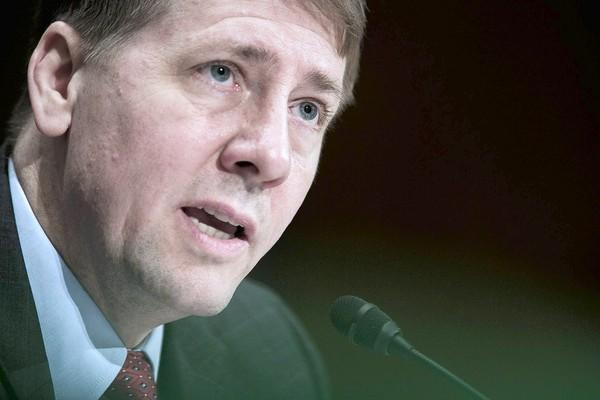 Richard Cordray, U.S. Consumer Financial Protection Bureau director, said he believes his agency has jurisdiction over tribal lenders.