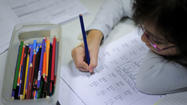 NEW YORK (Reuters) - Parents whose children are struggling with math often view intense tutoring as the best way to help them master crucial skills, but a new study released on Monday suggests that for some kids even that is a lost cause.