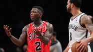 NEW YORK — The Bulls needed Kirk Hinrich for all 59 minutes he played in a Game 4 triple-overtime win. Monday night in Game 5, they had to figure out how to proceed without him.