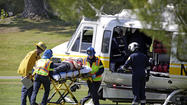 "The body of a pilot who died in a plane crash after a <a href=""http://www.latimes.com/local/lanow/la-me-ln-one-person-dies-midair-collision-20130429,0,2228203.story"" target=""_blank"">midair collision</a> has been found in the mangled wreckage of his aircraft, authorities said Monday night."