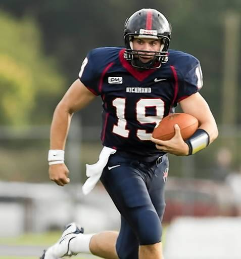 Former Parkland High School and University of Richmond quarterback John Laub will attend the Detroit Lions minicamp on May 9.