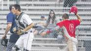 SOUTH BEND — Clay High baseball coach Chad Hudnall wasn't on hand at Clay Field to watch his Colonials beat Adams, 7-5, Monday in high school baseball action.
