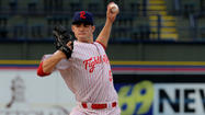 Phillies prospect Jesse Biddle was chosen as the Eastern League pitcher of the week (April 22-28) after two strong starts for the Double-A Reading Fightin Phils.