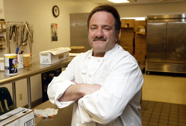 South Bend Tribune/GREG SWIERCZ Bela Szalay is the chef at Life Treatment Center in South Bend and the organizer for Taste of Michiana coming up on May 1.