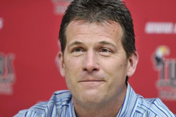 Steve Alford and New Mexico disagree on the amount of money Alford owes the school.