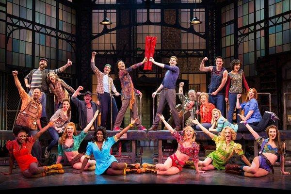 cast of 'Kinky Boots