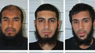 LONDON -- Six men pleaded guilty Tuesday to planning a terrorist attack that failed only because the far-right rally they were targeting in central England ended before they arrived.