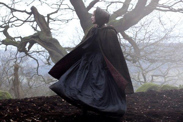 "A scene from ""Jane Eyre"" based on Charlotte Bronte's novel. Charlotte, the longest-lived of her literate siblings, chose the location of her youngest sister Anne's grave when she died in 1849."
