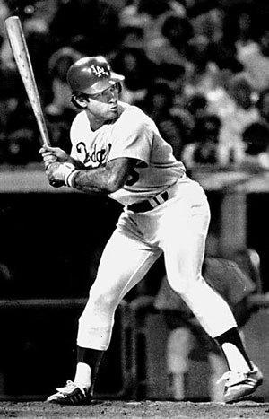 Steve Garvey played for the Dodgers from 1969 to 1982 and was an eight-time All-Star with the team.