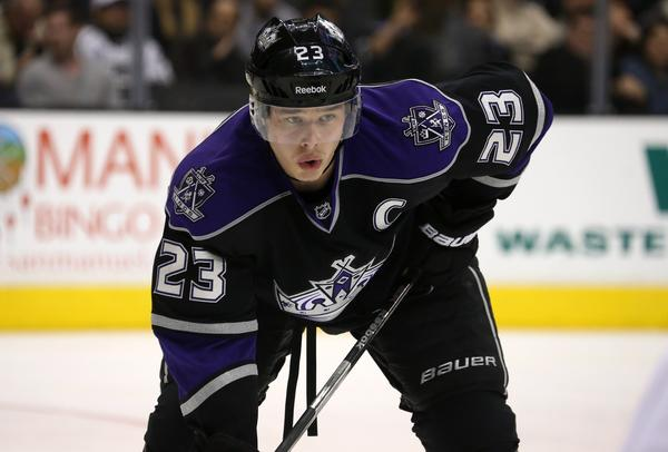 "Kings captain Dustin Brown said he would be ""perfectly comfortable"" with an openly gay teammate."