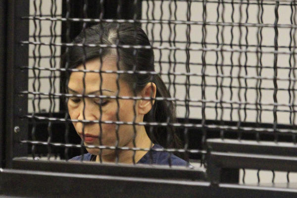 Catherine Kieu Becker, 50, was convicted of torture and aggravated mayhem for cutting off her husband's genitals.