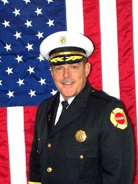 Bolingbrook Fire Department Chief David Litton was one of three department heads to lose his job to cost-saving measures in the town's Fiscal 2013 budget.