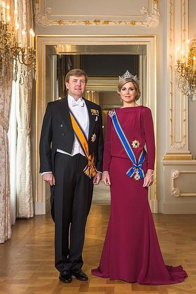 Royal inauguration for new Dutch king - Royal inauguration