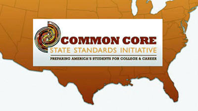Common Core State Standards logo.