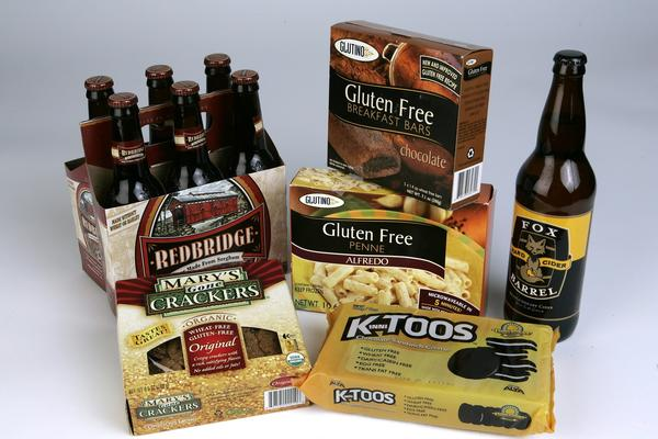 Gluten-free items are plentiful these days, making life a little easier for those with celiac disease.