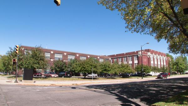 Central High Apartments (South Bend Tribune File Photo/GENE KAISER)