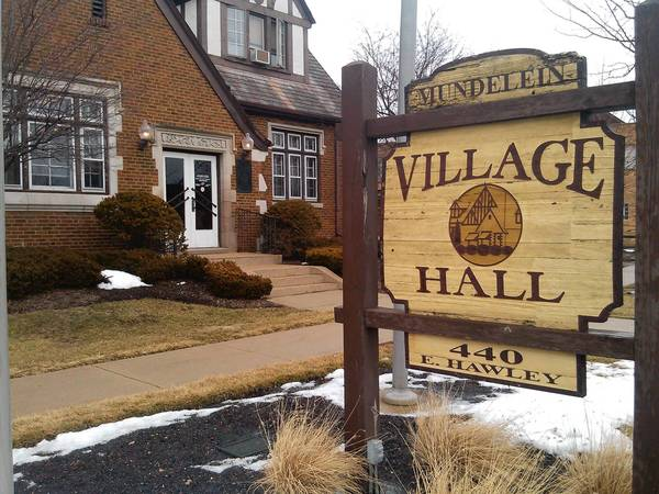 Mundelein's village board passed its 2014 budget last week, which includes close to $22 million in capital improvement projects.