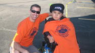 "The Arlington Heights Fire Department and the Muscular Dystrophy Association will be having there AHFD MDA Boot Drive on Friday May 3 where the firefighters will be out ""Filling the Boot"" in the major intersections of Arlington Heights at Palatine/Arlington Heights Rd and Northwest Hwy/Arlington Heights Rd and the downtown Arlington Trainstation between the times of 6:30-10:30am and 2:30-6:30 pm collecting to raise money for Muscular Dystrophy. Last year, AHFD set a record and raised over $19,000 for MDA and are looking to beat that total with your help!"