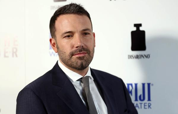 Actor Ben Affleck says he'll take the $1.50 Below the Line challenge, but only for one day.