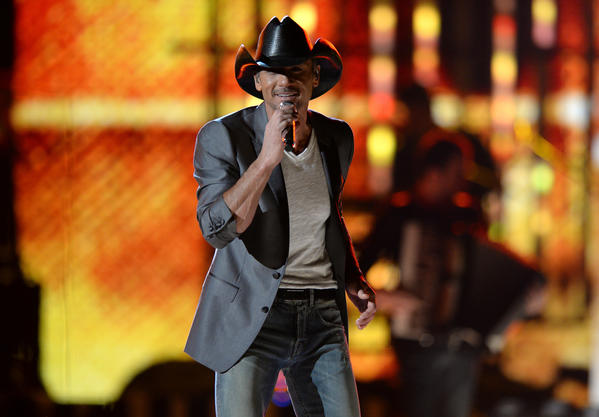 Tim McGraw is being sued in federal court by Curb Records for copyright infringement and breach of contract.