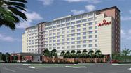 Orlando Marriott-Lake Mary Hotel
