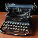 H.L. Mencken's typewriter